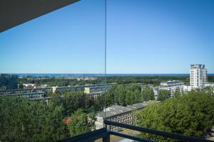 Apartamenty Apartinfo Ocean Waves, Apartments  Gdańsk - big - 13