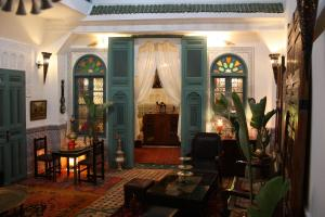 里亚德达累美克纳斯亚旅馆 (Ryad Dar El Meknassia)