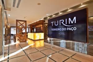 Лиссабон - TURIM Terreiro do Paco Hotel
