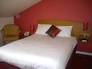 Corn Mill Lodge Hotel, Hotels  Leeds - big - 17