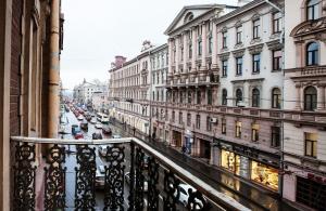Apple Paradise Apartments, Residence  San Pietroburgo - big - 1