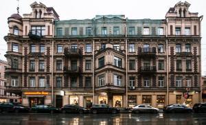 Apple Paradise Apartments, Residence  San Pietroburgo - big - 126