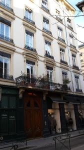 B&B Edelweiss Et Mandarine, Bed and Breakfasts  Lyon - big - 23
