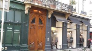 B&B Edelweiss Et Mandarine, Bed and Breakfasts  Lyon - big - 21