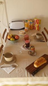 B&B Edelweiss Et Mandarine, Bed & Breakfast  Lione - big - 16