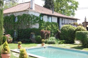 Casa da Quinta De S. Martinho, Pensionen  Vila Real - big - 76