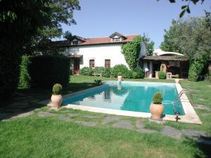 Casa da Quinta De S. Martinho, Pensionen  Vila Real - big - 35