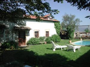 Casa da Quinta De S. Martinho, Penziony  Vila Real - big - 10