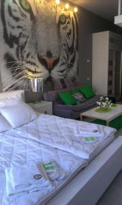 White Tiger in New Gudauri II, Apartments  Gudauri - big - 18
