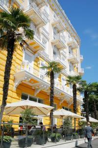 Hotel Bristol by OHM Group, Hotel  Opatija (Abbazia) - big - 3