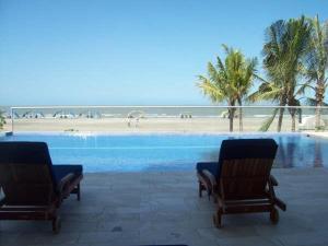 Morros Vitri Suites Frente al Mar, Appartamenti  Cartagena de Indias - big - 65