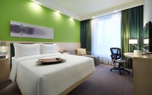 Отель Hampton by Hilton Minsk City Centre - фото 20
