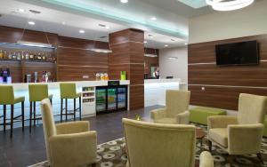 Отель Hampton by Hilton Minsk City Centre - фото 21