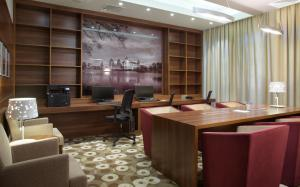 Отель Hampton by Hilton Minsk City Centre - фото 22