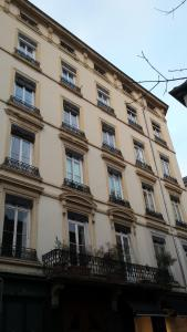 B&B Edelweiss Et Mandarine, Bed and Breakfasts  Lyon - big - 27