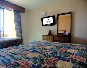 Hotel Santo Tomas, Szállodák  Ensenada - big - 6