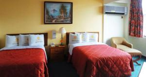 Hotel Santo Tomas, Szállodák  Ensenada - big - 12