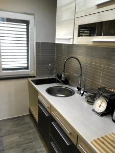Apartment Pampas, Apartments  Sveti Filip i Jakov - big - 19