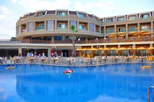 Кемер - Kemer Botanik Resort Hotel