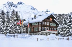 Hotel Restorant Lej da Staz - St. Moritz