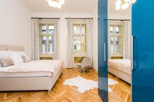 EMPIRENT Grand Central Apartments, Apartmanok  Prága - big - 62