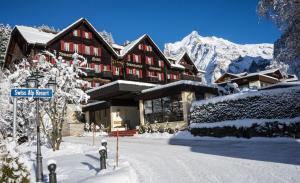 obrázek - Romantik Hotel Schweizerhof
