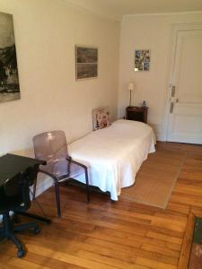 B&B Edelweiss Et Mandarine, Bed and Breakfasts  Lyon - big - 4