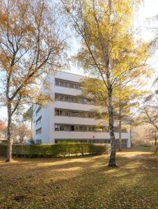 Берлин - Akademie Hotel Pankow