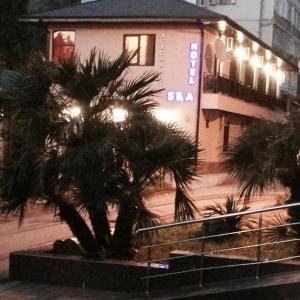 Отель Sea - фото 2