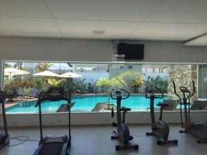 Malibu House Club, Appartamenti  Florianópolis - big - 36