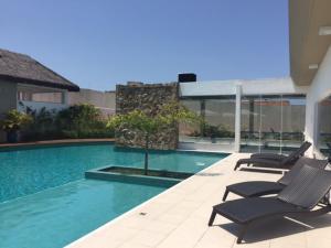 Malibu House Club, Appartamenti  Florianópolis - big - 33