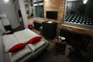 d.FIVE Peaceful Island in the city center, Appartamenti  Budapest - big - 19