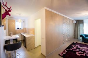 Distrito Apartment, Ferienwohnungen  Galaţi - big - 19