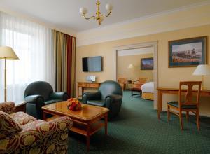Отель Марриотт Гранд - фото 8