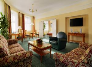 Отель Марриотт Гранд - фото 7