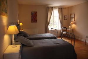 LES JARDINS DE L'AULNAIE, Bed and breakfasts  Fontaine-sous-Jouy - big - 25