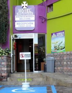 Hotel Santo Tomas, Szállodák  Ensenada - big - 34
