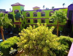 Hotel Santo Tomas, Szállodák  Ensenada - big - 33