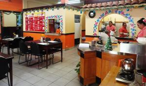 Hotel Santo Tomas, Szállodák  Ensenada - big - 28