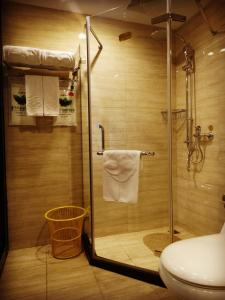 JAHO Forstar Hotel Wenshuyuan Branch, Отели  Чэнду - big - 15