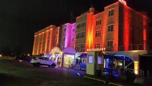 Отель Sancak Hotel, Кумбургаз