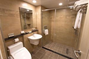 Benikea I-Jin Hotel, Hotel  Jeju - big - 36