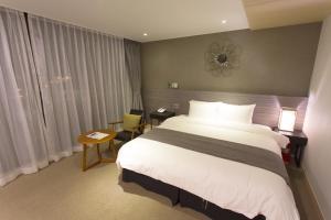 Benikea I-Jin Hotel, Hotel  Jeju - big - 35