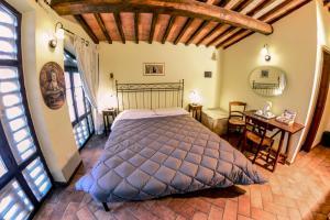 Casa Di Campagna In Toscana, Загородные дома  Совичилле - big - 62