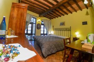 Casa Di Campagna In Toscana, Загородные дома  Совичилле - big - 61