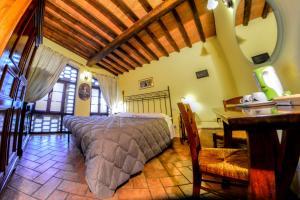 Casa Di Campagna In Toscana, Загородные дома  Совичилле - big - 58