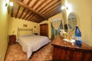 Casa Di Campagna In Toscana, Загородные дома  Совичилле - big - 54