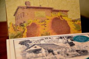 Casa Di Campagna In Toscana, Загородные дома  Совичилле - big - 53