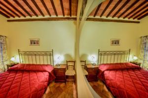 Casa Di Campagna In Toscana, Загородные дома  Совичилле - big - 52