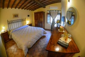 Casa Di Campagna In Toscana, Загородные дома  Совичилле - big - 51